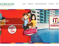 Site Vasconcelos Construções