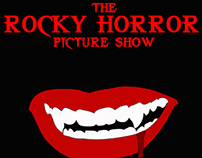 The Rocky Horror Poster