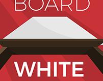 Board White Space - Digital Art