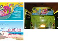 Design - Publicidade em Busdoor