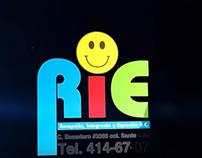RIE Logo Reveal