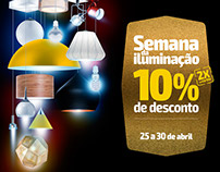 Light Shop Advertising