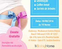 Posts para Facebook: Baby Home / 2