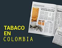 Separata Tabaco en Colombia