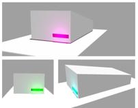 Galeria Neon - Programação Visual FAU-USP