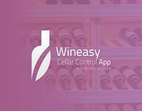 Wineasy Cellar Control App