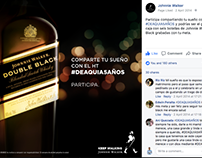 Johnnie Walker Social Media