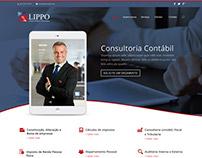 Landing Page Lippo Consultoria