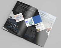 brochure empresarial