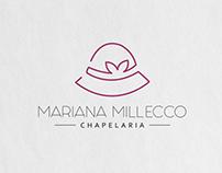 Identidade Visual | Mariana Millecco Chapelaria
