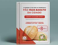 Restaurante Lá na Fer - Flyer