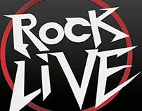 Logo Rock Live