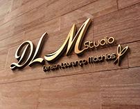 DLM Studio - Identidade Visual