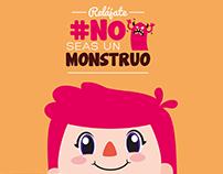 #No seas un Monstruo