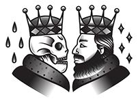 PHER SERIES / VOL 02 - KINGS NEVER DIE