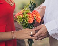 Estudio Fotográfico para exteriores de boda.