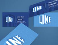 Cartão de Visita - Line Comunicação