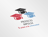 Logotipo Impulsa University Studio