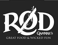 Branding / Marca / Conceito / RøD Grainne's