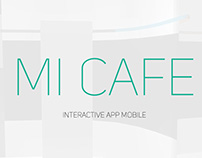 MI CAFE - app mobile