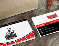 Wade business card