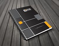 Diseño de Cuaderno DGB Constructora
