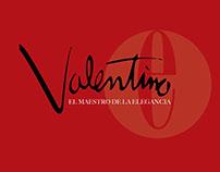 """Linea de tiempo """"Valentino"""" (Web Revista exclusiva)"""