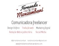 Apresentação redação e marketing digital.