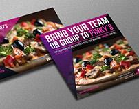 Flyer Design / Publicity