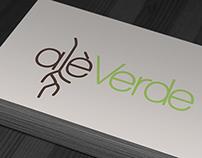 Brand Design Alé Verde