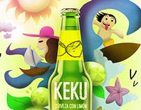 Keku | illustration