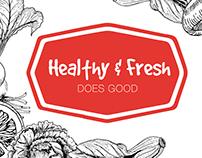 -BRANDING - Healthy&Fresh