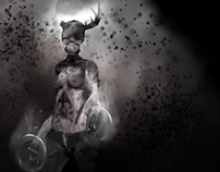 The deer spirit (proyecto personal)