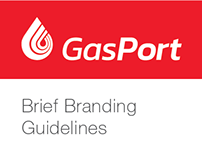 Gasport - Brief Brand Guidelines and Logo Construction