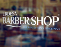 uRDESA BARBER SHOP®