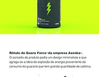 Design do Produto Guara Force