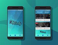 City in Party - App