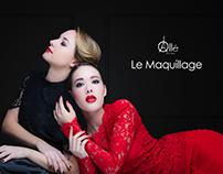 Ollé né à Paris / Le Maquillage