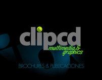 CLIPCD: BROCHURES & PUBLICACIONES