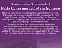 María Lionza Digital