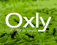 Identidad corporativa / Branding identity Oxly