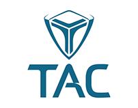 Branding TAC Motors - Tecnologia Automotiva Catarinense
