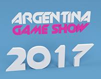Propuesta Argentina Game Show 2017 - Branding Event