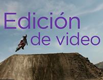 Práctica edición de video