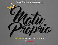 Propuesta de diseño para el Concurso El Scooter Latino.