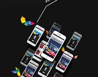 Branding - UIUX & Web Design   CaseFactory.com.ar