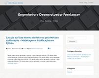 Blog Pessoal em WordPress