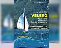 Alvorada 380 // Flyer Design