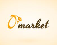 Logo O'market