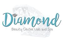 Branding: Logo Diamond Beauty Center